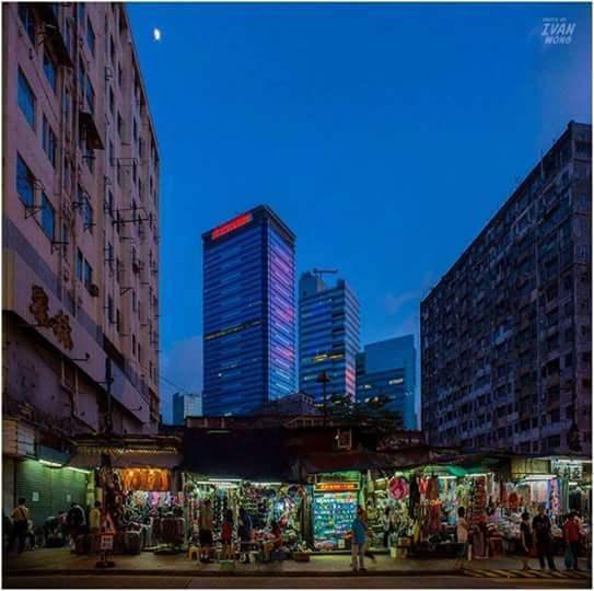 物華街、協和街小販檔。攝:Ivan Wong