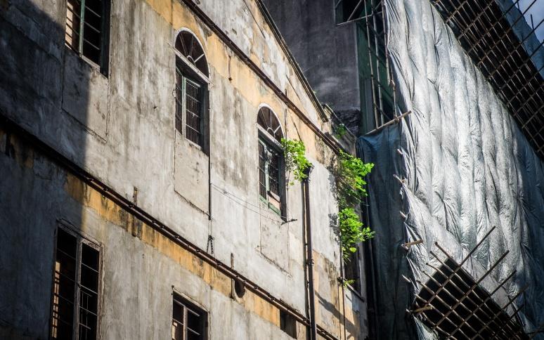 龍-20150906嘉咸街永和遺址