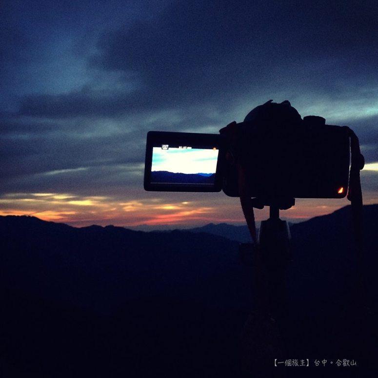 對於愛睡的旅生而言,看日出要早起床很困難⋯⋯ 不知道這會不會是旅生唯一一次的日出體驗? 所以要好好紀錄難得的日出! 只是當天天氣一般,而相機又頻出狀況,所以錄了的短片未能面世⋯⋯